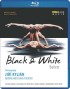 Jirí Kylián's Black & White Ballets [Blu-ray]