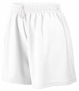 Augusta Sportswear Girls' WICKING MESH SHORT