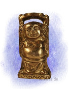 Figure: Happy Buddha (H x W