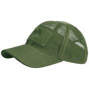 Helikon Baseball Mesh Cap Olive Green