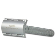 Feather AS-D2 Double Edged All Stainless Safety Razor
