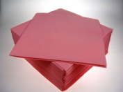 Pack of 50 Luxury Airlaid PINK Napkins - Linen Feel