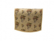 Decorative Floral Tapestry Chair Backs with Cotton Trim Sofa Furniture Cover Antimacassar