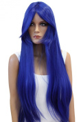 PRETTYSHOP 80cm Lady Wig Full Long Hair Cosplay straight Heat-Resistant colour Variation