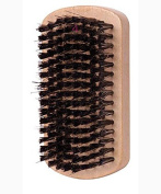 Magic Reinforced Boar Bristle Hard Palm Brush #7739 -2 pieces, For all hair types, short hair, long hair, adults and kids, reinforced bristles, boar, bristles, won't pull on your hair, natural wood, palm, natural, professional, high quality