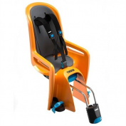 THULE RideAlong Child Bike Seat, Zinnia