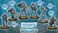 Panoceania Neoterran Capitaline Army Miniature Corvus Belli