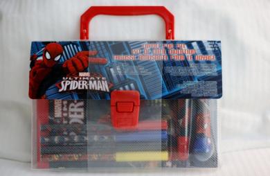 Marvel Comics Travel Fun Kit