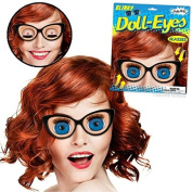 Blinky Doll-eyes Glasses