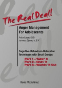 The Real Deal Anger Management for Adolescents, Complete Program (DVD Format)