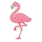 Pink FLAMINGO Non slip skid shower bath TUB tread decor