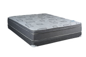 Dream Trophy Foam Encased Edge Support Queen Size Mattress and Box Spring Set