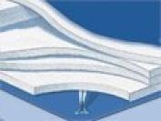 EASTERN KING DUAL Full Waveless Soft-Side Waterbed Mattress