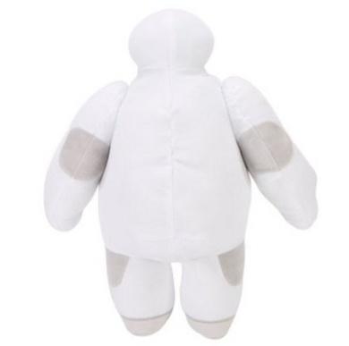 Pin Yuan(TM) Big Hero 6 Baymax White Fat 30cm Plush Toy Doll New