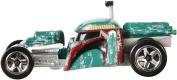 Hot Wheels Star Wars Character Car, Boba Fett