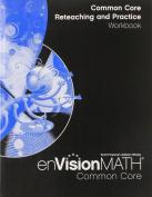 MATH 2012 COMMON CORE RETEACHING AND practise WORKBOOK GRADE 1