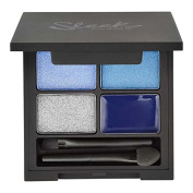 Sleek MakeUP i-Quad Eyeshadow & Eyeliner - Midnight Blues
