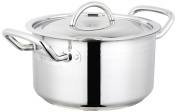 Art Cuisine 9536 & Pot with Lid / Rust-Free stainless steel, 40 CM