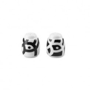 House Of Rym Thickety Thick Black Salt & Pepper Shakers