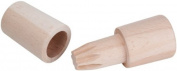 Bearleader Wooden Products Hand Mill, from Beechwood