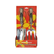 Spear & Jackson Traditional Children's Trowel and Weed Fork Set