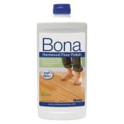 Bona High Gloss Hardwood Floor Polish 710ml