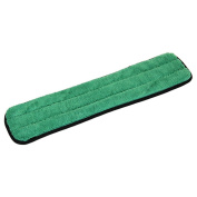 90cm Industrial and Commercial Microfiber Dry Dusting Mop Pad for Flat Frames By Real Clean
