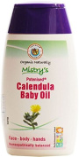 The House Of Mistry Natural Calendula Baby Oil, 100ml
