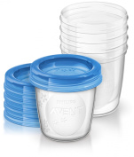 Philips Avent Reusable Breast Milk Storage Cups