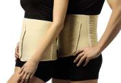 DELUXE HERNIA Reduction Device, ABDOMINAL Binder KIDNEY Support Thermal Belt Wrap Brace Truss
