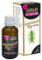 Spanish Fly Gold Drops - Strong - Women 30 ml