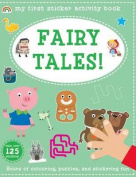 My First Sticker Activity Book - Fairy Tales!