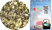 Chinese Tea Culture Cholesterol Tea and High Blood Pressure Tea for Immune System-Heart Rate-Treat Bronchitis-Fight Viruses-Osteoporosis Chinese Herbal Tea Chinese Loose Leaf Tea Chinese Organic Tea 60ml