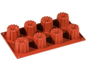 Formaflex Silicone Mould - Cannelle-8 Cavity
