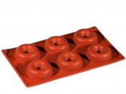 Formaflex Silicone Mould - Savarin-6 Cavity