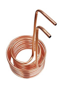 Quick Chill 7.6m Copper Double Coil Immersion Chiller