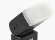 Maxsimafoto - White Flash Diffuser for Metz 64 AF-1