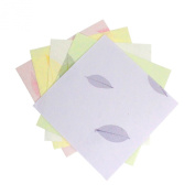 Paperbilities Handmade Acid Free Paper - 5 Colours - 15 Sheets