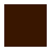Craft E Vinyl - Glossy Brown 30cm x 12m Roll of Permanent Adhesive Backed Vinyl for Cricut Cutters, CraftROBO Cutters, Pazzles Cutters, QuicKutz Cutters - CEV1610
