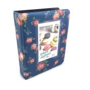 Hellohelio Fuji Instax Photo Album for Fuji Instax Mini 7s /8/ 9S/25/55s/ Polaroid Cameras