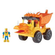 Educational Insights Educational Insights Rocko The Styracosaurus Dump Truck