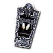 Scarecrow 'TM' Custom Fangs Large Fake Teeth Halloween for Fancy Dress K Scarecrow Custom Vampire Fangs Large