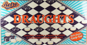 Retro Games Draughts Board Games Suitable for 3+