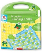 Anker Magnetic Jumping Frogs Draughts Game