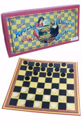 Vintage The Popular Game Of Draughts And Checkers