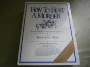 HOO HUNG WOO - HOW TO HOST A MURDER
