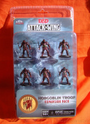 Wizkids Dungeons and Dragons Attack Wing Expansion Hobgoblin Troop Board Game