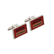 Ministry of Chaps Official Genius Cufflinks
