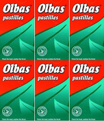 Olbas Original Pastilles 45g x 6 Packs