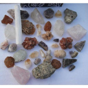 Gifts and Guidance Gemstones Box Set Natural Unique Collection, Large Value